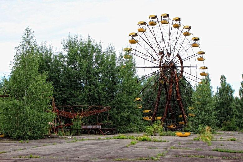 Czarnobyl dzisiaj. Fot. 1681551 / Pixabay