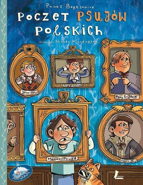 Poczet psujów polskich książka