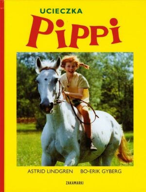 Ucieczka Pippi książka