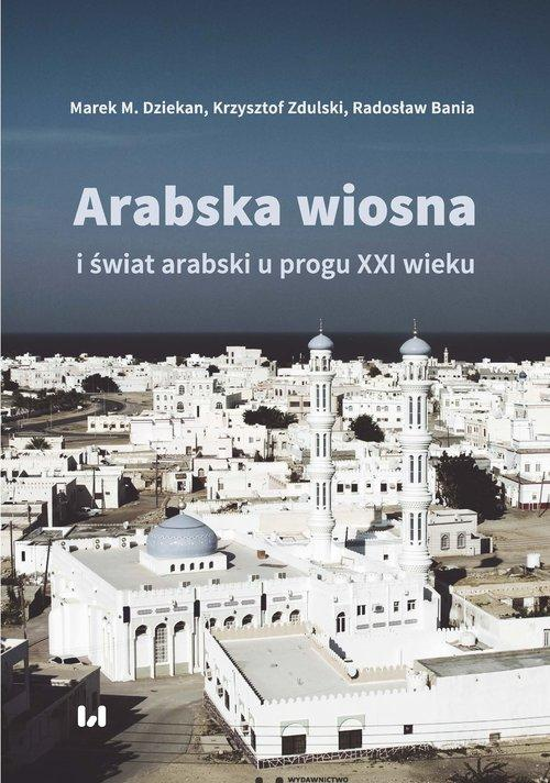 Arabska Wiosna książka