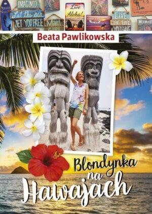 Blondynka na Hawajach książka