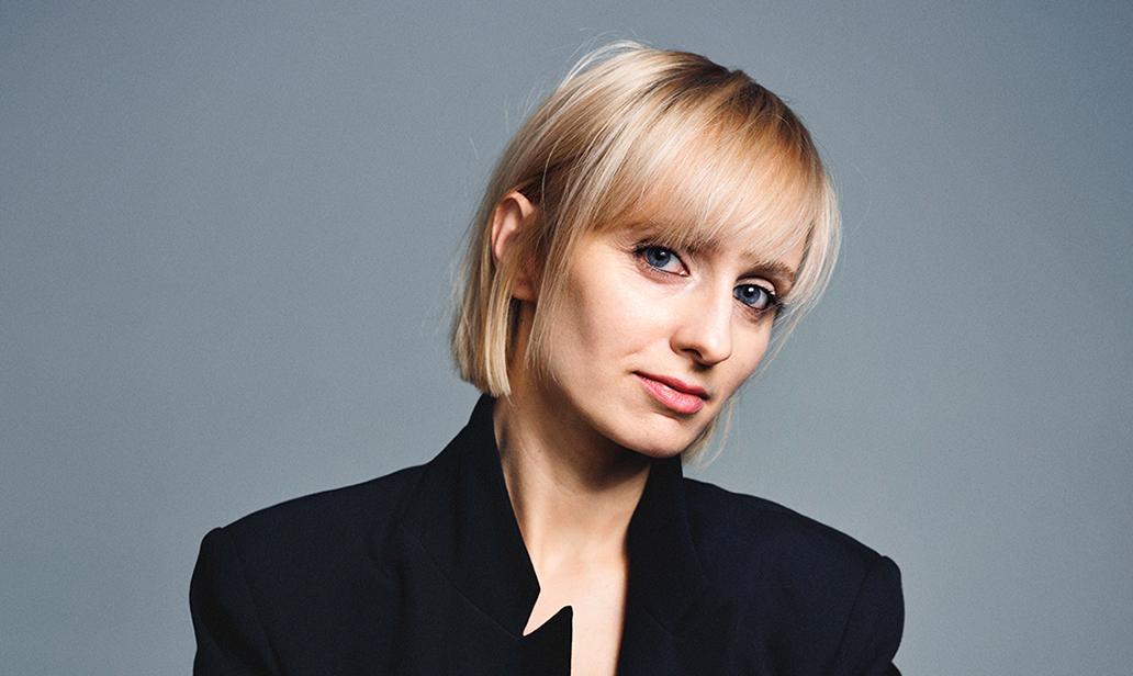 Izabela Janiszewska fot. Zuza Krajewska