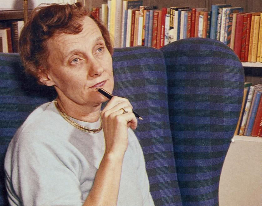 Astrid Lindgren, 1960