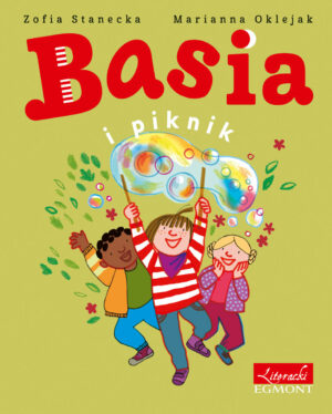 Basia i piknik książka