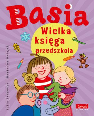 Basia. Wielka księga przedszkola książka