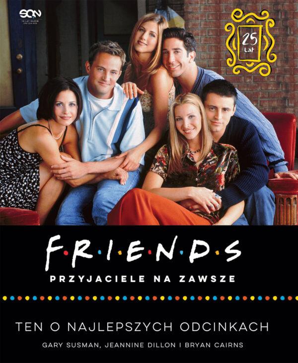 Friends książka