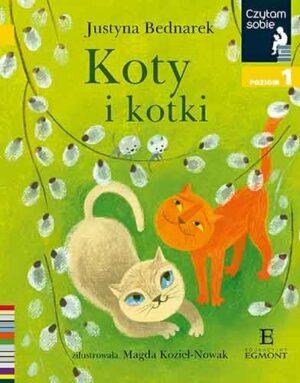 Koty i kotki książka