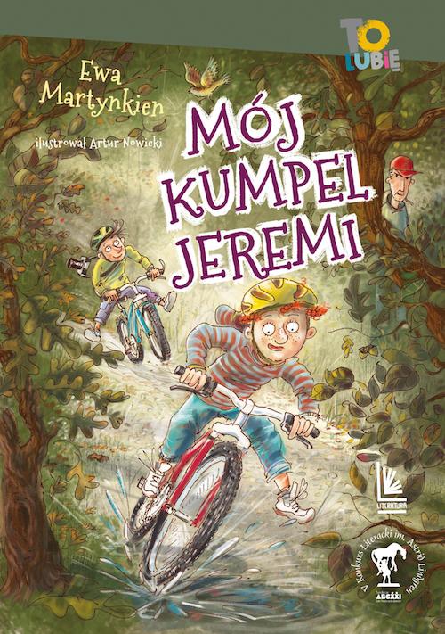 Mój kumpel Jeremi książka