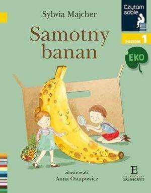 Samotny banan książka