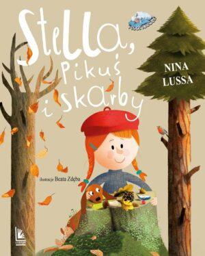 Stella, Pikuś i skarby książka