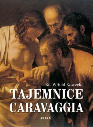 Tajemnice Caravaggia książka