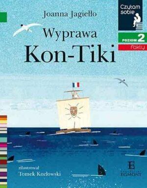 Wyprawa Kon-Tiki książka