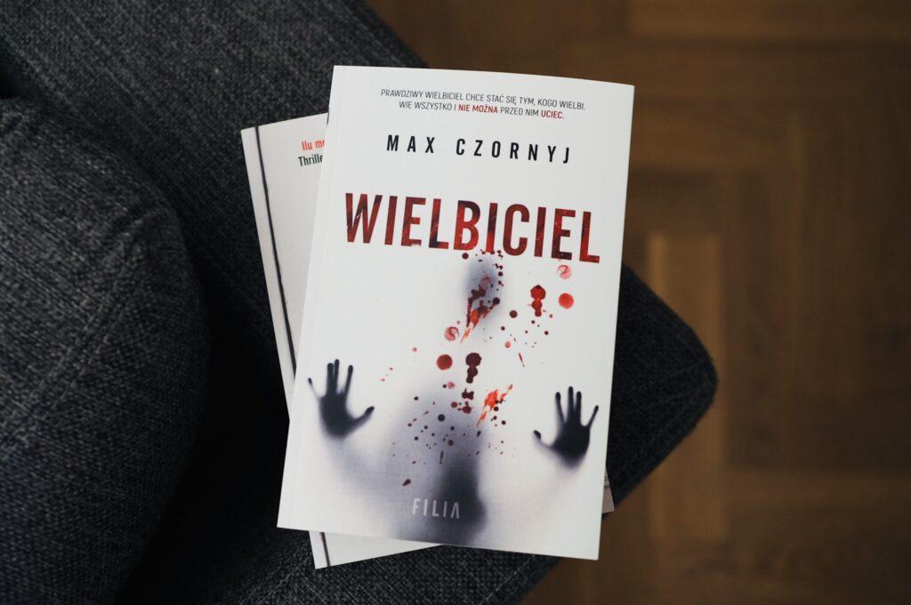 """""""Wielbiciel"""" Max Czornyj"""