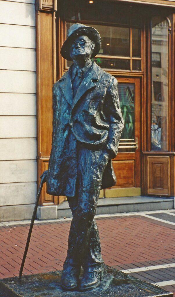 James Joyce, Dublin