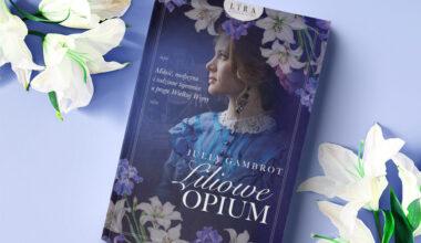 Liliowe opium książka