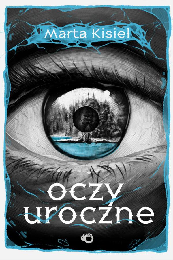 Oczy uroczne książka