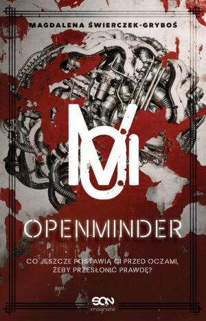 Openminder. Koty. Tom 1 książka