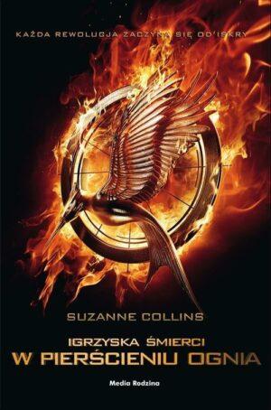 W pierścieniu ognia Suzanne Collins
