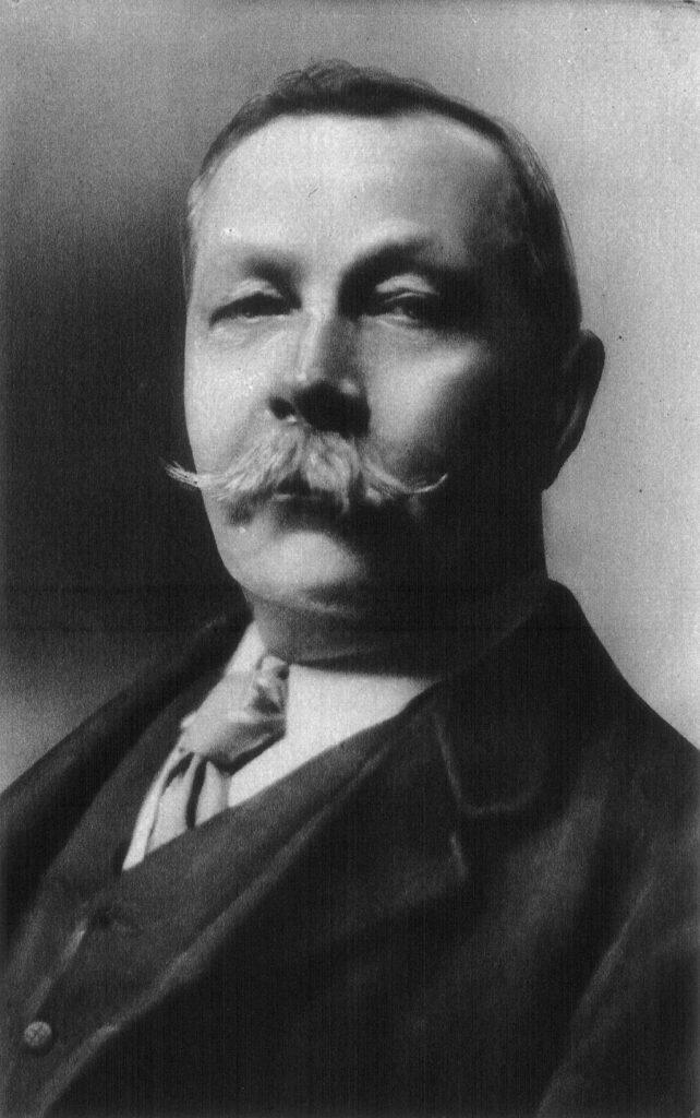 Arthur Conan Doyle, Wikimedia Commons