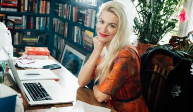 Katarzyna Bonda fot. Lawreszuk.eu