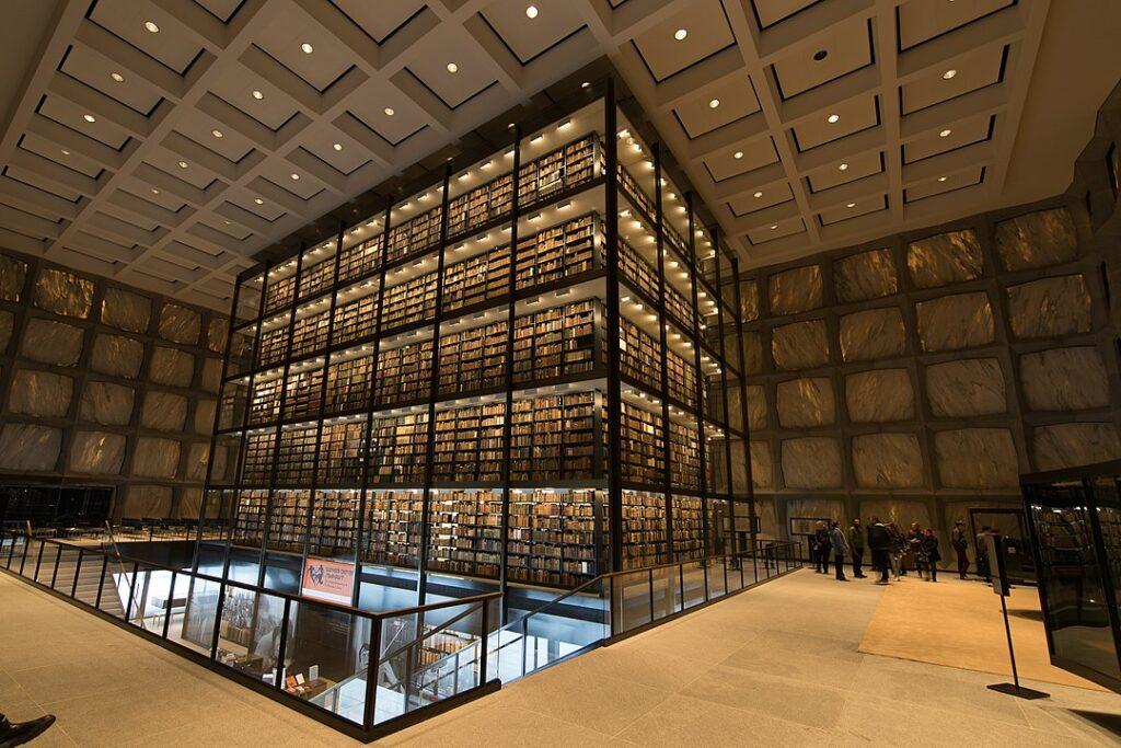 Yale Uniwersity Library