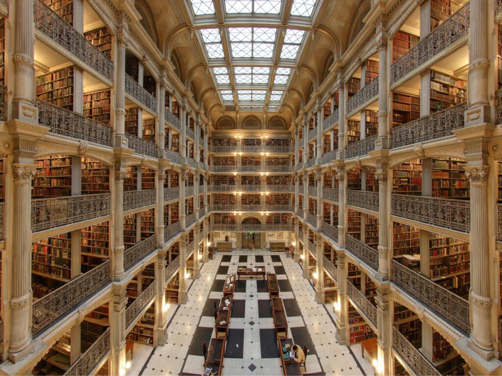 Biblioteka George'a Peabody'ego