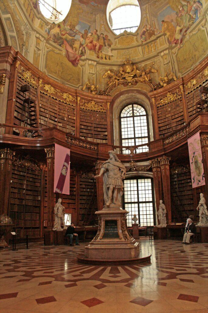 Biblioteka Wiedeń